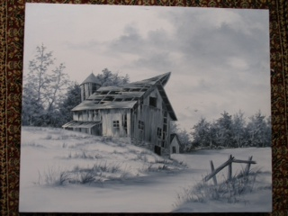 """Wisconsin Barn"""
