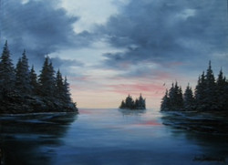 """Boundary Waters"""