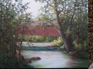 """Covered Bridge, Indiana"""