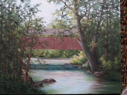 """Covered Bridge, Indiana"""