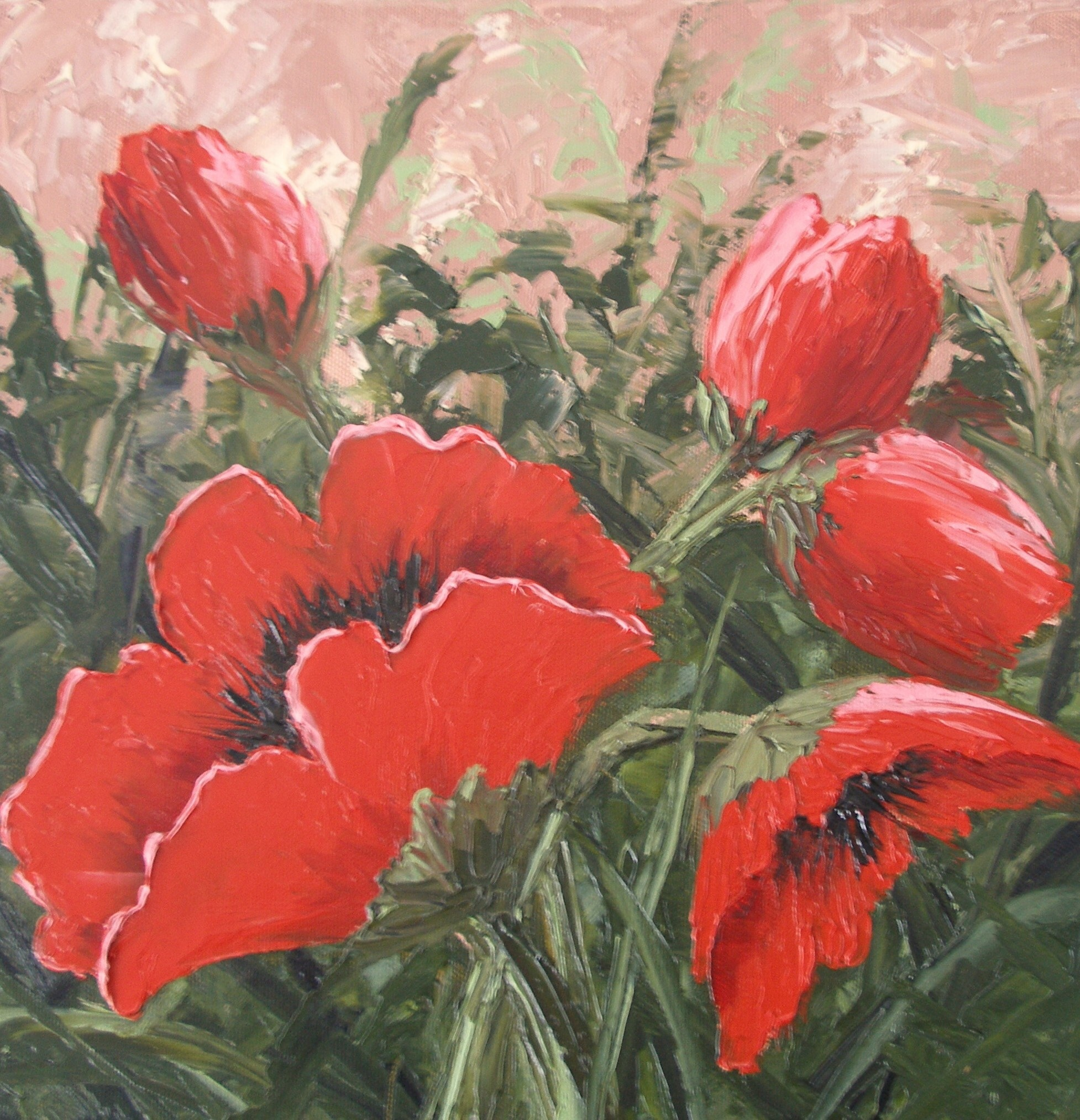 """Red Poppies"""