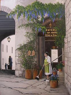 """Favorite Restaurant Spoleto, Italy"""