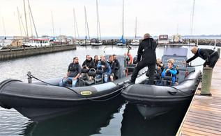 RIB Speedbåde