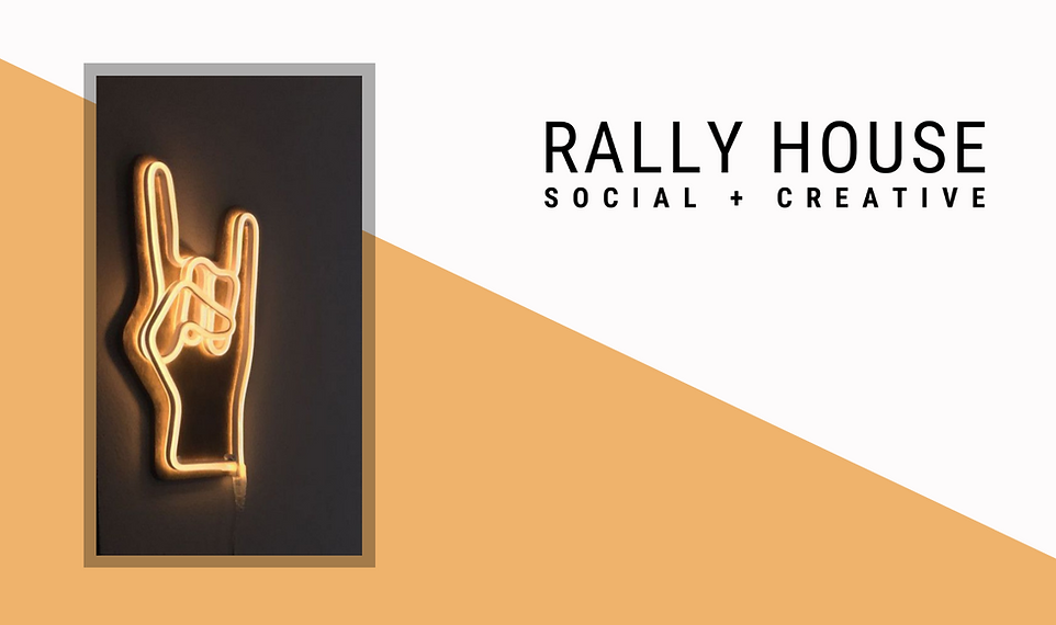 rally house social portfolio