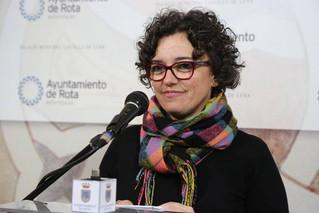 Lourdes Couñago Mora. Candidata de Adelante Andalucía por Cádiz