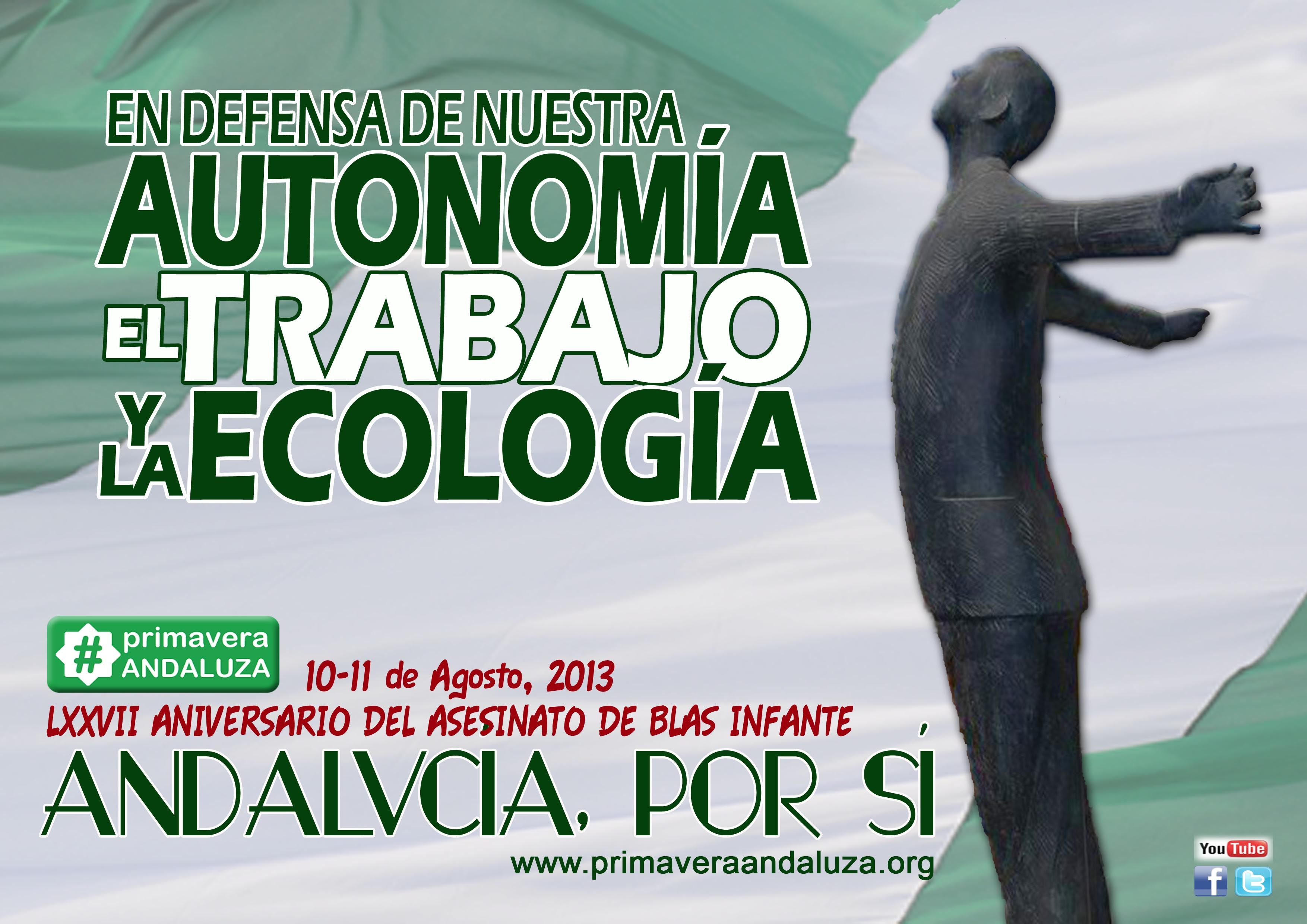 77 aniversario Blas Infante Primavera Andaluza
