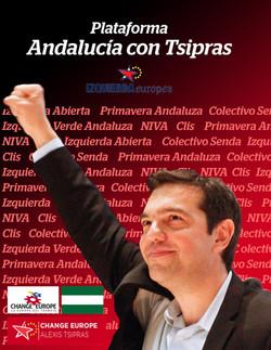 Plataforma Andalucia con Tsipras