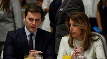 """El """"teatro"""" de Susana Díaz y Ciudadanos es un insulto a la autonomía de Andalucía según Primavera An"""