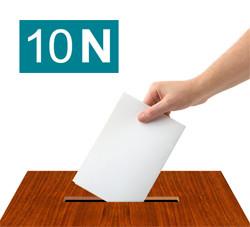 Declaración antes las elecciones del 10N