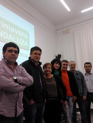 Primavera Andaluza presenta en Málaga  su proyecto ecoandalucista