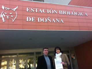 """Los ecoandalucistas denuncian al Gobierno español ante la UE para """"evitar la muerte"""" de Doñana"""