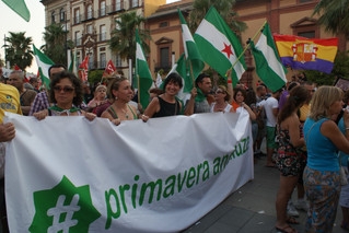 """Primavera Andaluza recuerda que """"andalucismo y centralismo de derechas son como el agua y el aceite"""""""