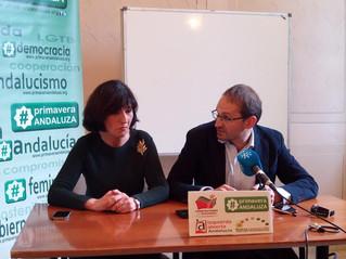 """Joan Herrera (ICV) afirma que Susana Díaz hace """"un buen diagnóstico pero una mala propuesta"""" sobre e"""