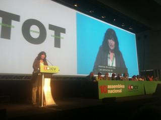 """Primavera Andaluza defiende en Cataluña el derecho a decidir de Andalucía """"para derrotar al PP y a l"""