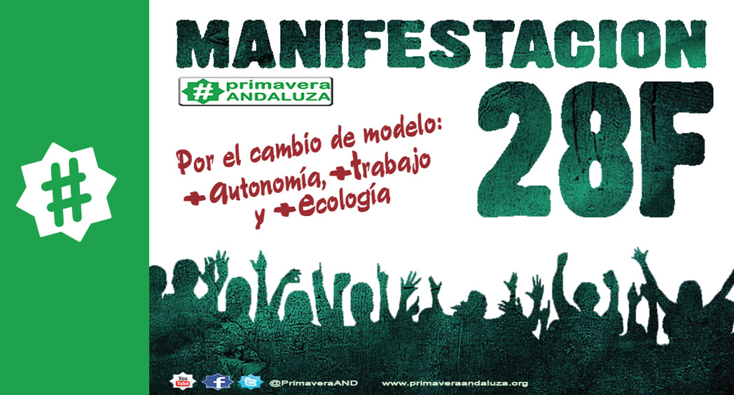 manifestacion 28F