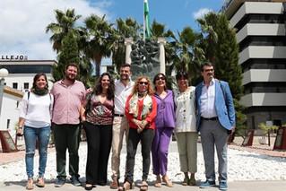 Ponemos en marcha un buen proyecto político andaluz, de izquierdas y andalucista con la confluencia