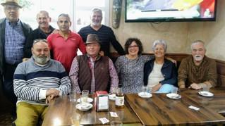 La Marcha Rota -Madrid de pensionisitas premio 4 de diciembre de Primavera Andaluza