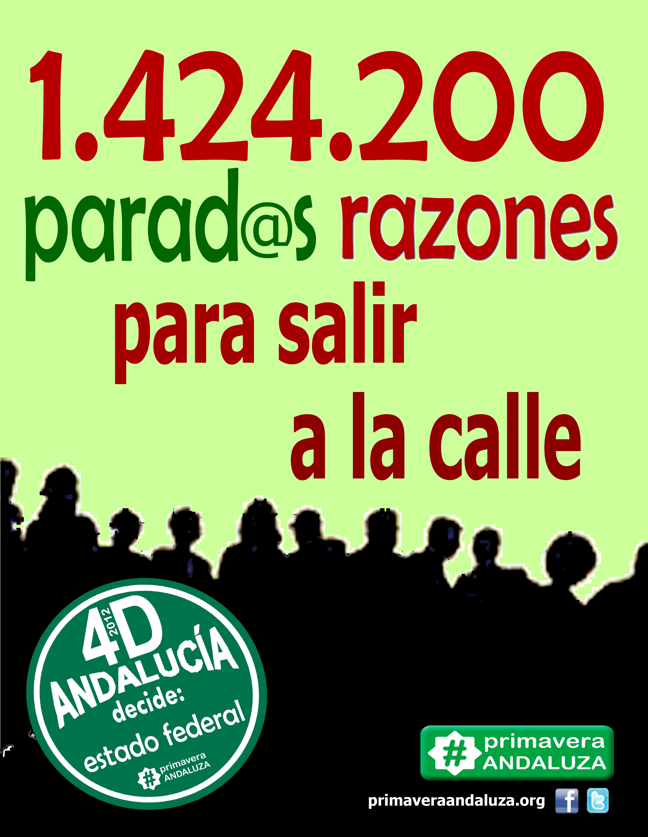 1424200 RAZONES PARA EL 4D