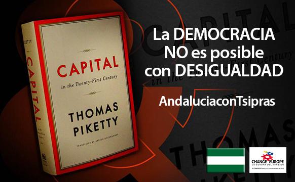 capital democracia desigualdad