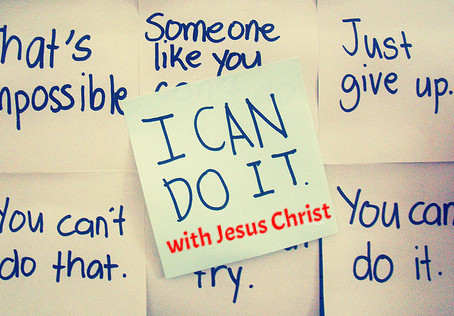 Let Jesus Be Our Guide