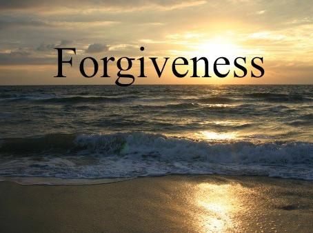 Our God Forgives