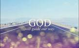 Let God Be Our Guide