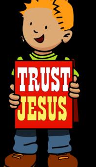 I Trust in You, Jesus