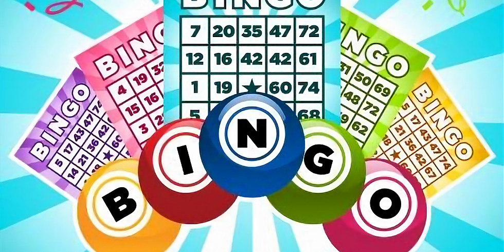 Family Virtual Bingo Night