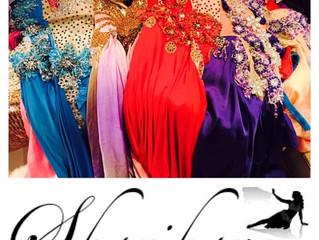 Robes Orientales d'Egypte à la boutique Sharihane 34 rue de la Lune 75002 Paris
