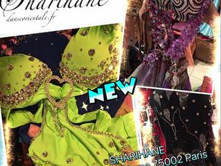 Costumes Sahar, Raqia......à la boutique