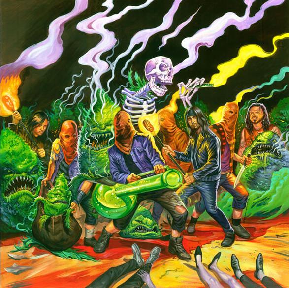 Ghoul Cannabis Split