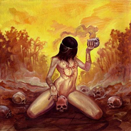 Blackmagic Peruvian Goddess