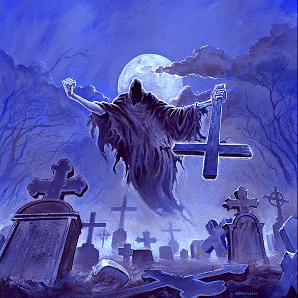 Nocturnal Graves/ Hellspirit