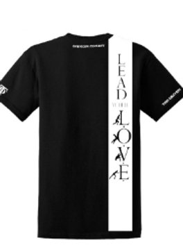 Lead with LOVE sash T-shirt