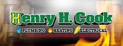 henry h cook plumbing logo link