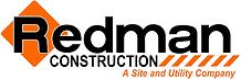 logo links to Redman Construction