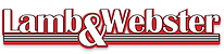 logo link to Lamb and Webster