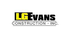logo links to LG Evans