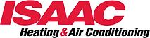 logo link to Isaac Heating and Air