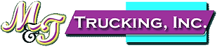 M&T Trucking logo link to website