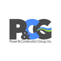 logo link to power and construction group