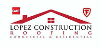 Lopez construction roofing logo link
