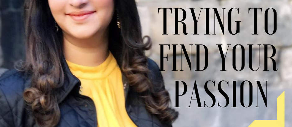 STOP Trying to Find Your Passion
