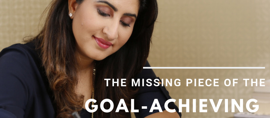 The Missing Piece of the Goal-Achieving Puzzle