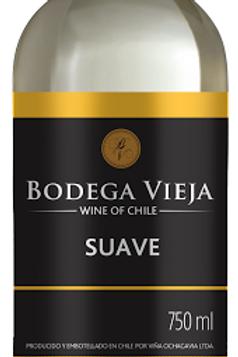 Vinho Branco Suave Chileno Bodega Vieja