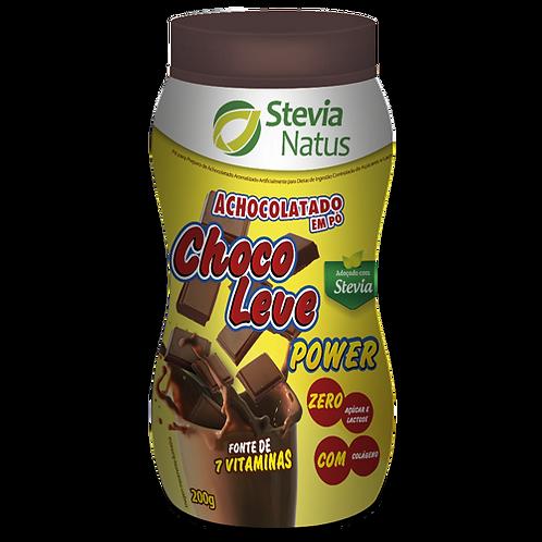 Achocolatado Stevia Natus Choco Leve