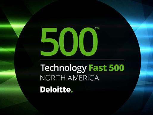 2020 Deloitte Fast 500 Winner