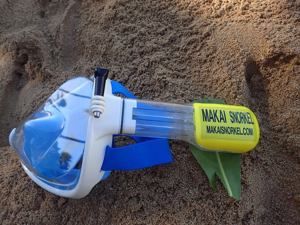 Makai Snorkel, Easy breath