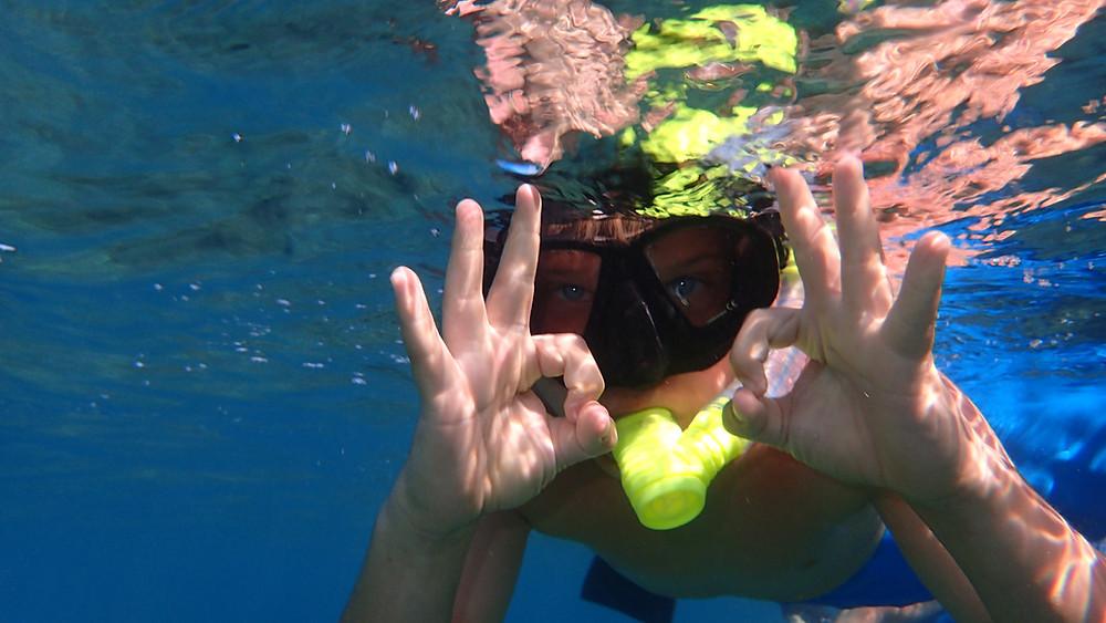 Is it dangerous to Snorkel in Maui?