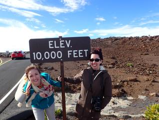 Haleakala National Park Tour